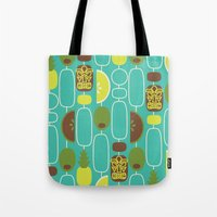 Tiki Weekend Tote Bag