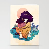 Sisters 5/5 Stationery Cards