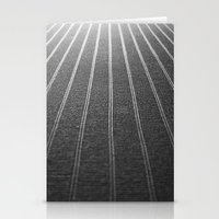 Endless Rows Stationery Cards