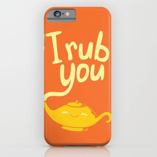 I rub you iPhone & iPod Case