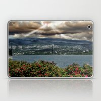 Bridge Near Vancouver Laptop & iPad Skin