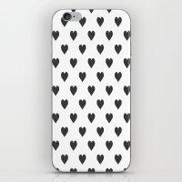 Hearts PB iPhone & iPod Skin