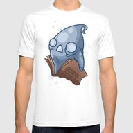 T-shirt featuring Book Ghost by Artistic Dyslexia
