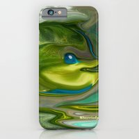 Smilen Sam The Fish...Fo… iPhone 6 Slim Case