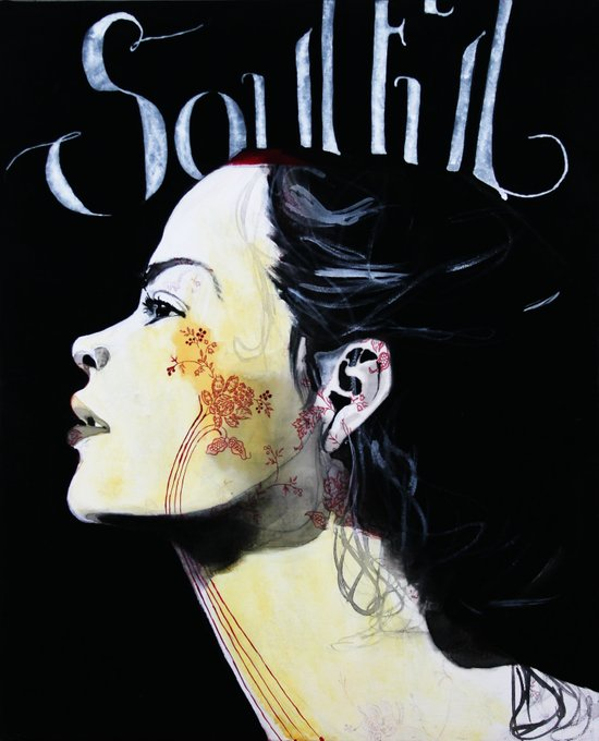 soulful Art Print