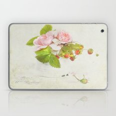 roses & berries N°3 Laptop & iPad Skin
