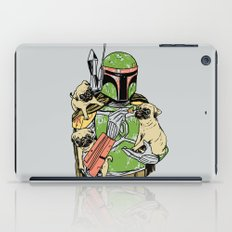 Pug Hunter iPad Case