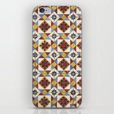 Lisbon Tiles iPhone & iPod Skin