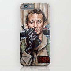 Bill Murray / Ghostbusters / Peter Venkman iPhone 6 Slim Case
