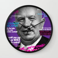 COSMARXPOLITAN, Issue 14 Wall Clock