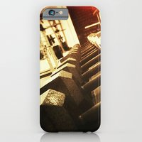 iPhone & iPod Case featuring Free Wieght by Dwayne Brown