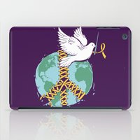The Peacemaker iPad Case