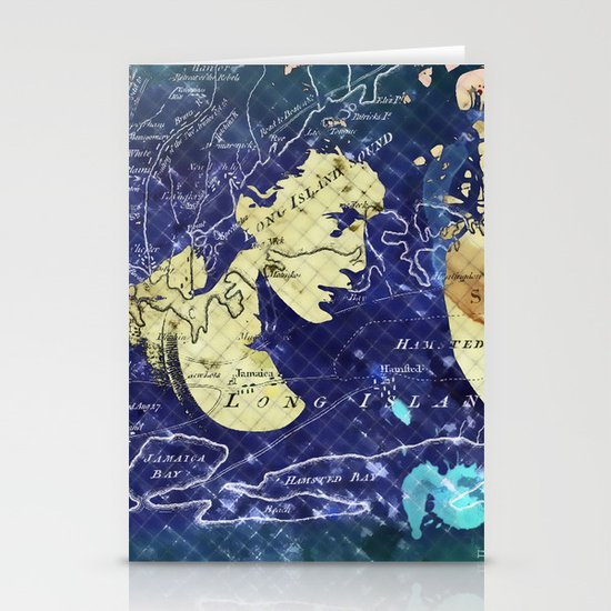 Lady of the Lake. Stationery Card