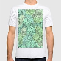 Insects Mens Fitted Tee Ash Grey SMALL