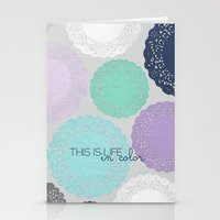 Life in Color... Stationery Cards