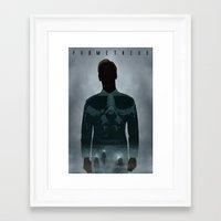 Prometheus Framed Art Print