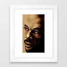 ma benz  Framed Art Print
