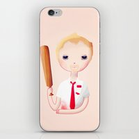 You've Got Red On You iPhone & iPod Skin