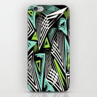 Tribal Zest  iPhone & iPod Skin