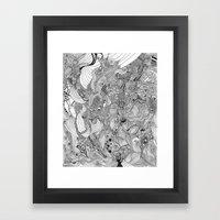 -Mind Framed Art Print