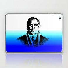 Al Capone, BLUE BEAT  Laptop & iPad Skin