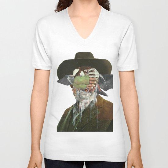 Leave me no choice but to plot my revenge  V-neck T-shirt