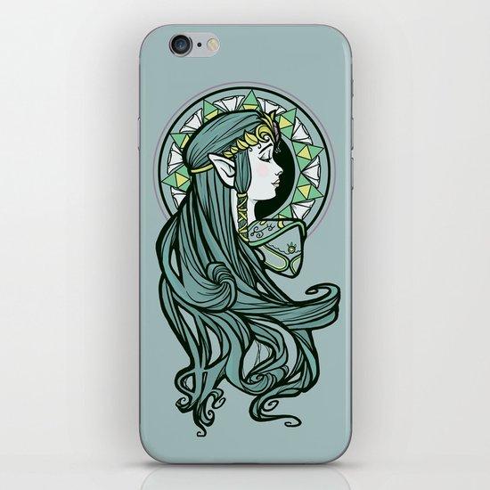 Zelda Nouveau iPhone & iPod Skin
