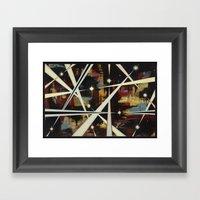 Omega Times Pt. 1 Framed Art Print