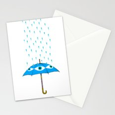 Storms Are Brewing In Your Eyes Stationery Cards