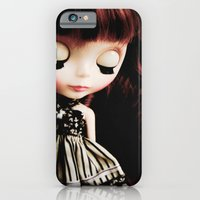 iPhone & iPod Case featuring Sleeping by Miss Doll