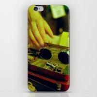 Shanghai #16 iPhone & iPod Skin