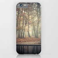 Trees In Mist iPhone 6 Slim Case