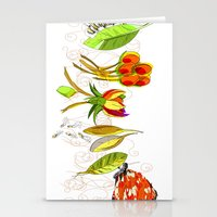 Milkweed Stationery Cards