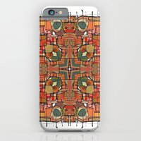 Recycled Art Project #104 iPhone 6 Slim Case