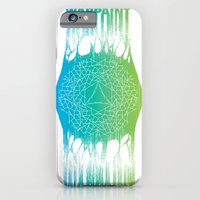 iPhone & iPod Case featuring WARPAINT 2014 by One3rdbird