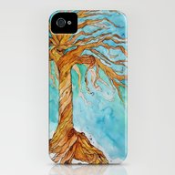 iPhone & iPod Case featuring Tree Of Life by Aries Art