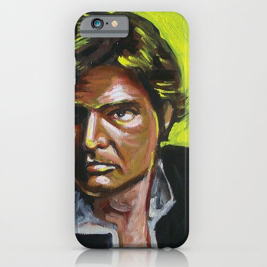 Han Solo iPhone & iPod Case