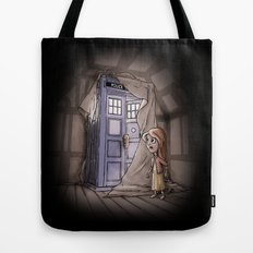 Bigger on the Inside! Tote Bag