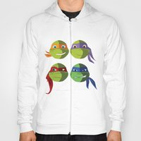 Teenage Mutant Ninja Tur… Hoody