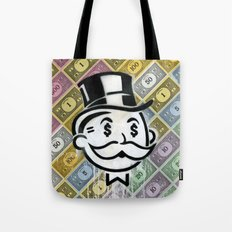 Another Day - Another Dollar Tote Bag