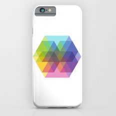 Fig. 040 Hexagon Shapes iPhone 6 Slim Case