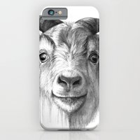 Curious Goat G124 iPhone 6 Slim Case