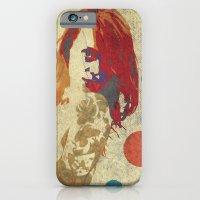 iPhone & iPod Case featuring Drawn Beauty by artbyjavon