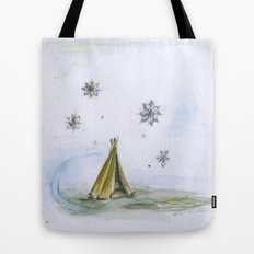Tent Tote Bag