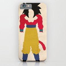 Goku SSJ 4 Slim Case iPhone 6s