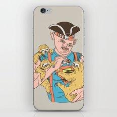 Sloths iPhone & iPod Skin