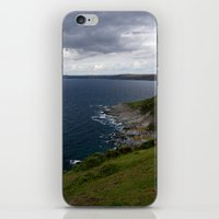 The Coming Storm iPhone & iPod Skin
