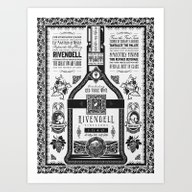 Lord Of The Rings Rivend… Art Print