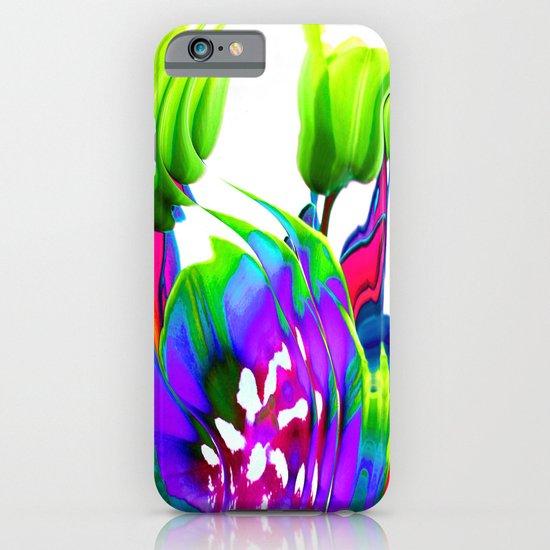 Flower Art iPhone & iPod Case