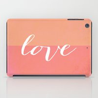 Red Fruits iPad Case